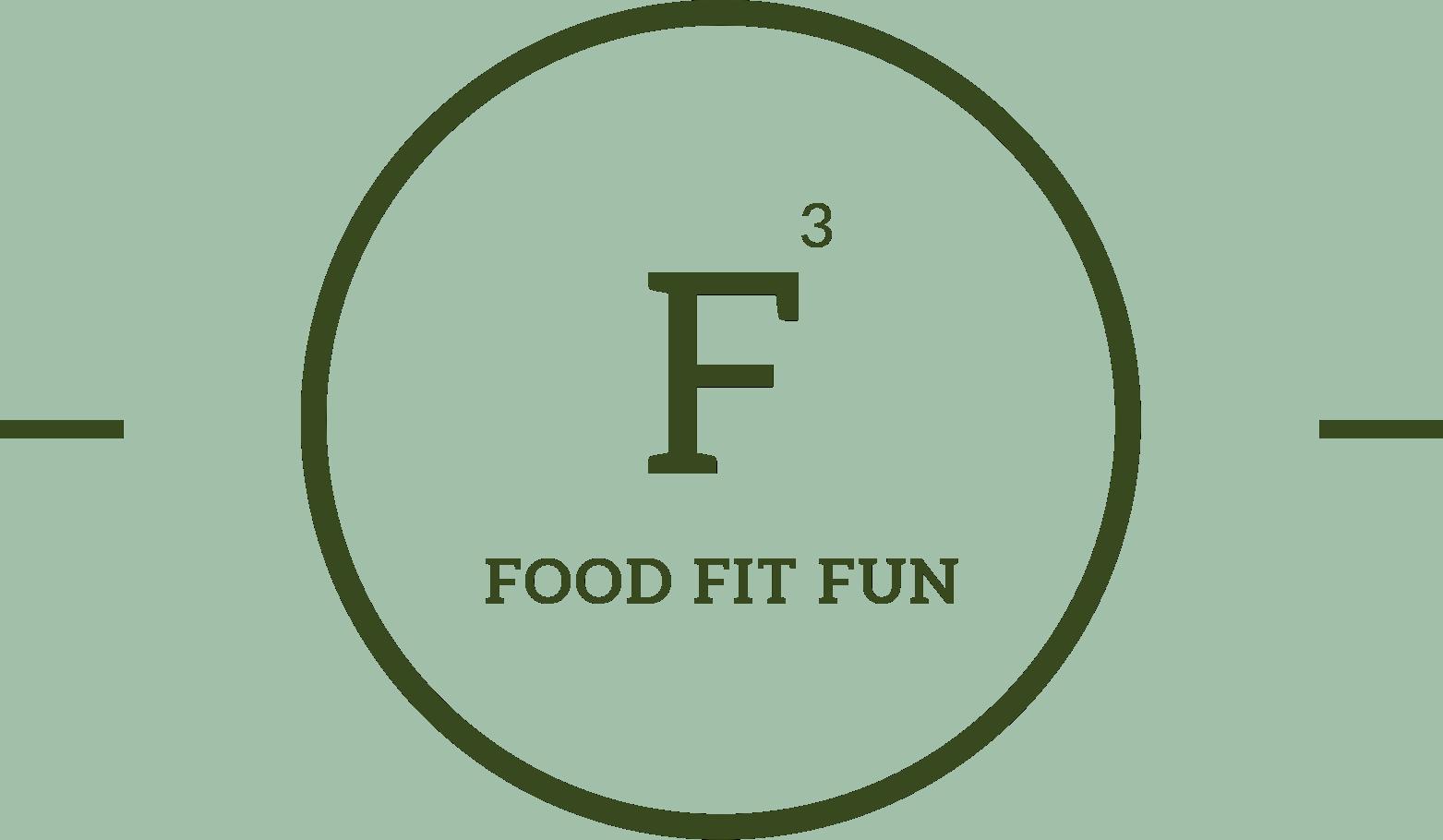 Food Fit Fun (F³)